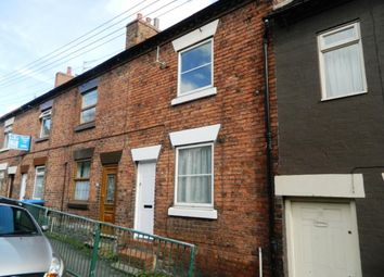 Thumbnail 2 bed terraced house to rent in Leek Road, Cheadle