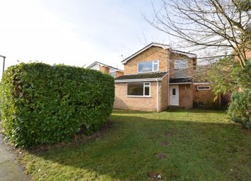Thumbnail 3 bed detached house to rent in Nightingale Drive, Norwich, Norfolk