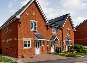 Thumbnail 3 bed end terrace house for sale in Stagshaw Close, Maidstone