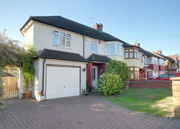 Thumbnail 4 bed semi-detached house for sale in Meadway, Enfield