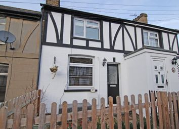 Thumbnail 2 bed terraced house for sale in New Road, South Darenth, Dartford