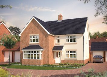 "Thumbnail 5 bed detached house for sale in ""The Arundel"" at Park Road, Hellingly, Hailsham"