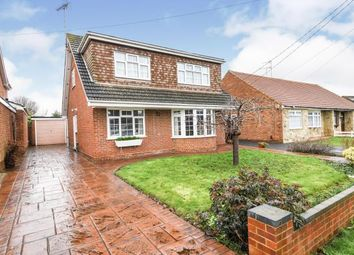 Thumbnail 4 bed detached house for sale in Canewdon Gardens, Runwell, Wickford