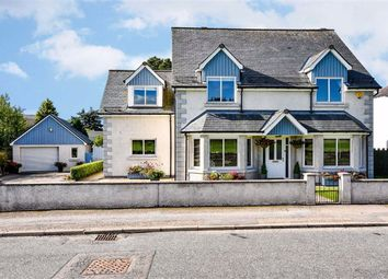 Thumbnail 5 bed detached house for sale in Cromdale Road, Grantown-On-Spey