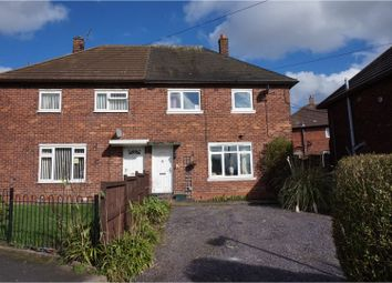 Thumbnail 3 bedroom semi-detached house for sale in Dividy Road, Stoke-On-Trent