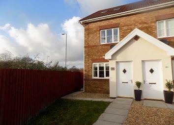 Thumbnail 4 bed semi-detached house for sale in Rowan Tree Avenue, Baglan, Port Talbot, Neath Port Talbot.