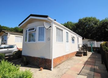 Thumbnail 1 bed mobile/park home for sale in Ashley Wood Park, Tarrant Keyneston, Blandford, Dorset