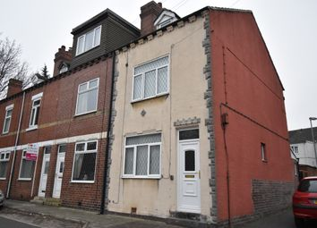 Albion Place, South Elmsall, Pontefract WF9. 3 bed end terrace house for sale