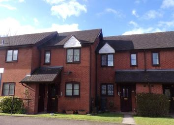 Thumbnail 2 bed property for sale in Derwent Close, Burton On Trent, Staffordshire