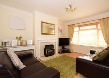 Thumbnail 3 bed semi-detached bungalow for sale in Tamar Avenue, Worthing, West Sussex