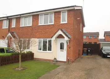 Thumbnail 2 bed semi-detached house for sale in Aston Way, Oswestry