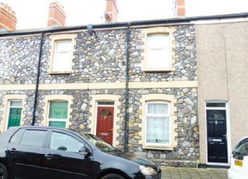 Thumbnail 2 bed terraced house for sale in Zinc Street, Adamsdown, Cardiff