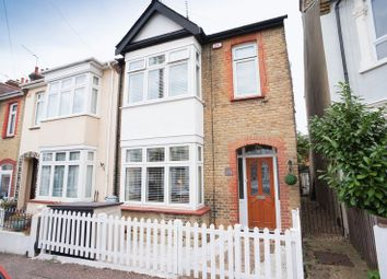 Thumbnail 3 bed end terrace house for sale in Tintern Avenue, Westcliff-On-Sea