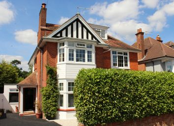 Thumbnail 6 bed detached house for sale in Rosemount Road, Westbourne, Bournemouth