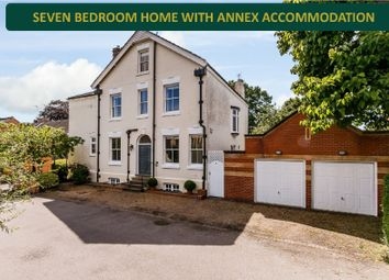 Thumbnail 7 bed detached house for sale in Pendene Road, Stoneygate, Leicester