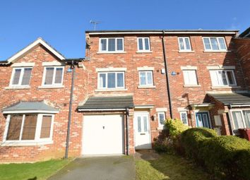 Thumbnail 4 bed terraced house for sale in Mimosa Court, Scunthorpe