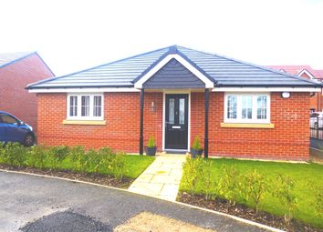 Thumbnail 3 bed detached bungalow for sale in Holst Gardens, Moulton, Northwich