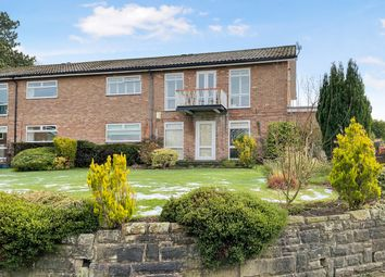 Thumbnail 2 bed flat for sale in Woodleigh Court, Alderley Edge