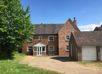 Thumbnail 5 bed detached house for sale in Fair Close, Frankton, Rugby, Warwickshire