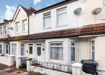 2 bed terraced house to rent in Clarence Road, Eastbourne BN22