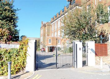 Thumbnail 3 bed flat for sale in Bow Brook House, Gathorne Street, London