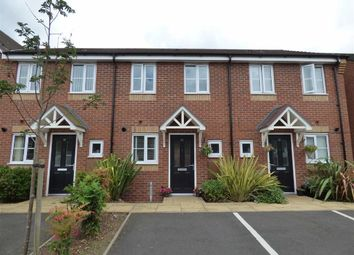 Thumbnail 2 bed mews house for sale in Rowhurst Crescent, Talke, Stoke-On-Trent