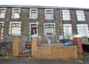 Thumbnail 3 bed terraced house for sale in Adare Street, Evanstown, Gilfach Goch, Porth, Rhondda, Cynon, Taff.