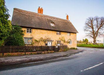Thumbnail 4 bed detached house for sale in Cross Tree Road, Wicken, Milton Keynes