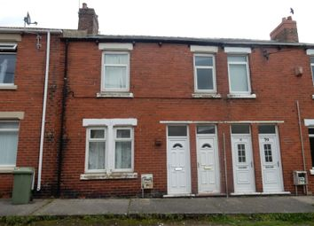 Thumbnail 2 bed flat for sale in 14 Brooklyn Street, Murton, Seaham, County Durham