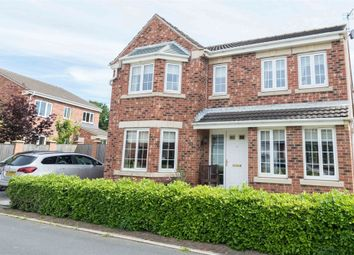 Thumbnail 4 bedroom detached house for sale in Baynes Court, Brayton, Selby, North Yorkshire