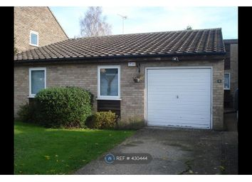 Thumbnail 3 bed bungalow to rent in Sherbourne Close, Cambridge