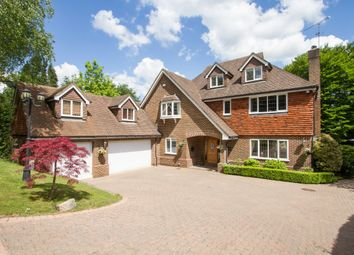 Thumbnail 6 bed detached house to rent in Farnham Lane, Haslemere