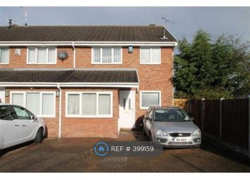 Thumbnail 3 bed semi-detached house to rent in Tegid Way, Saltney, Chester