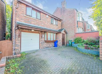 4 bed detached house for sale in Grange Road North, Hyde, Greater Manchester SK14