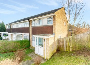 Thumbnail 3 bed end terrace house for sale in Keats Way, Hitchin, Hertfordshire