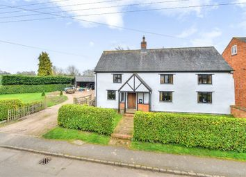 Thumbnail 4 bed detached house for sale in Kelmarsh Road, Clipston, Market Harborough, Northamptonshire