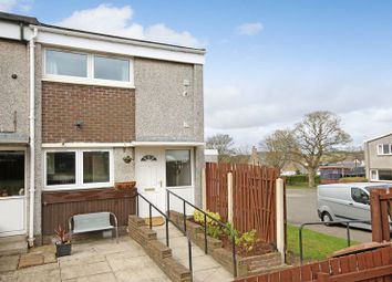 Thumbnail 2 bed end terrace house for sale in Avon Drive, Linlithgow Bridge, Linlithgow