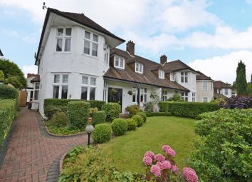 Thumbnail 4 bed semi-detached house to rent in Outstanding Period House, Woodville Road, Newport