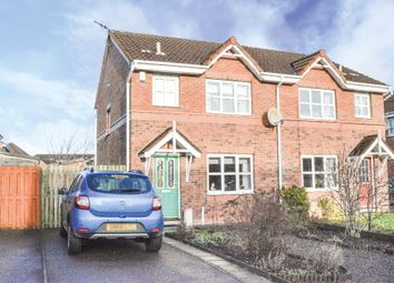 Thumbnail 3 bed semi-detached house for sale in Kersehill Crescent, Falkirk