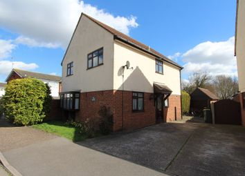 Thumbnail 4 bed detached house for sale in Briar Close, Hawkwell, Hockley