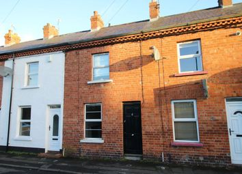 Thumbnail 2 bed terraced house for sale in Railway View, Lisburn
