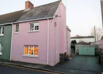 Thumbnail 2 bed terraced house for sale in Stone Street, Llandovery
