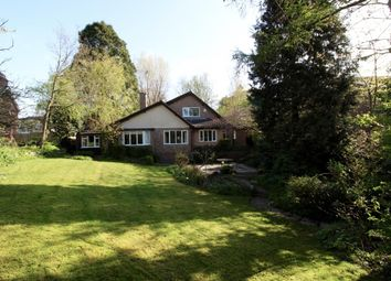 Thumbnail 4 bed detached house for sale in Burton Road, Rossett, Wrexham