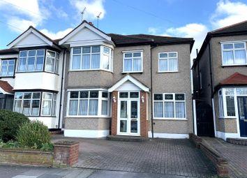 4 bed semi-detached house for sale in Blackbush Avenue, Chadwell Heath, Romford RM6
