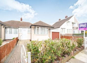 Thumbnail 3 bed semi-detached bungalow for sale in Heathcote Avenue, Ilford