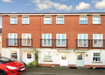 Thumbnail 4 bedroom town house for sale in Spindler Close, Grange Farm, Kesgrave, Ipswich