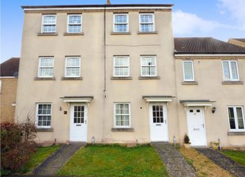 Thumbnail 3 bedroom town house for sale in Stour Green, Ely