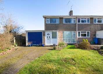 Thumbnail 3 bed semi-detached house for sale in Darby Green Lane, Blackwater, Camberley