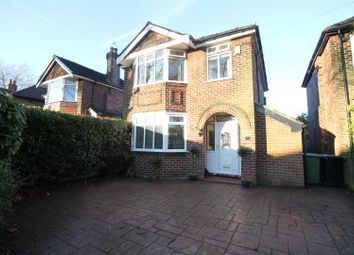 Thumbnail 3 bedroom detached house for sale in Ambleside Road, Flixton, Urmston, Manchester