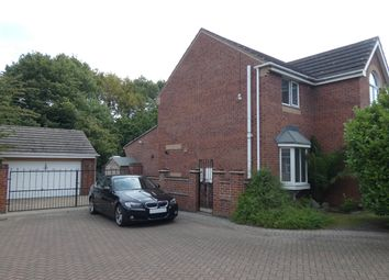 Thumbnail 5 bed detached house for sale in Langsett Court, Doncaster